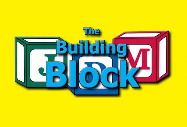 Building Block logo